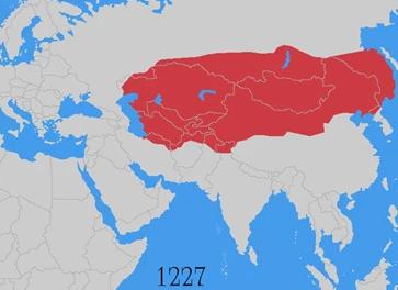 mongol-empire-1227