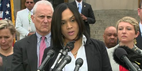 Marilyn Mosby. Swoon!