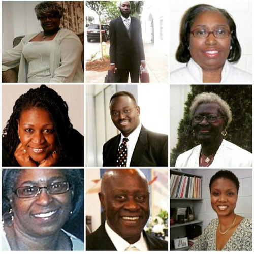 The Charleston Massacre Abagond