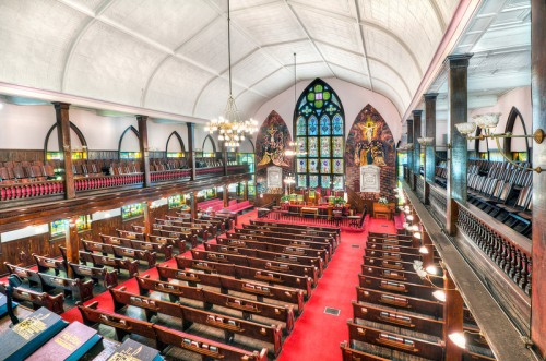 Mother Emanuel AME Church Charleston SC by Steven Hyatt-7-L