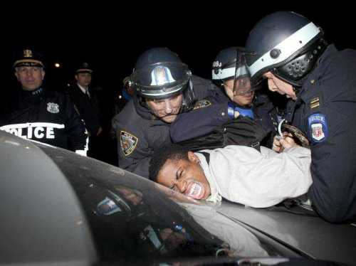 the-nypd-promoted-itself-on-twitter-and-twitter-filled-up-with-these-images-of-police-brutality