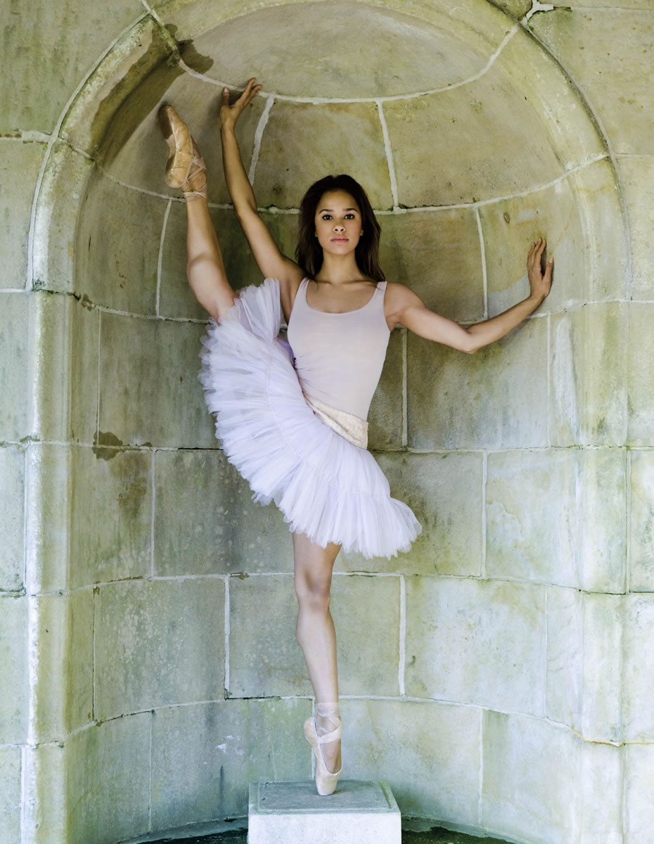 Балет без одежды видео
