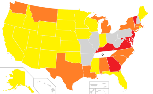 map-of-federal-and-state-recognition-june-2015