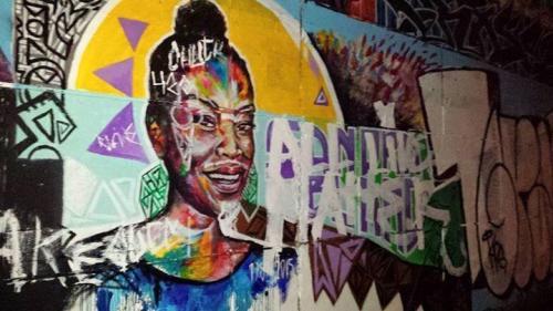 sandra-bland-mural-defaced