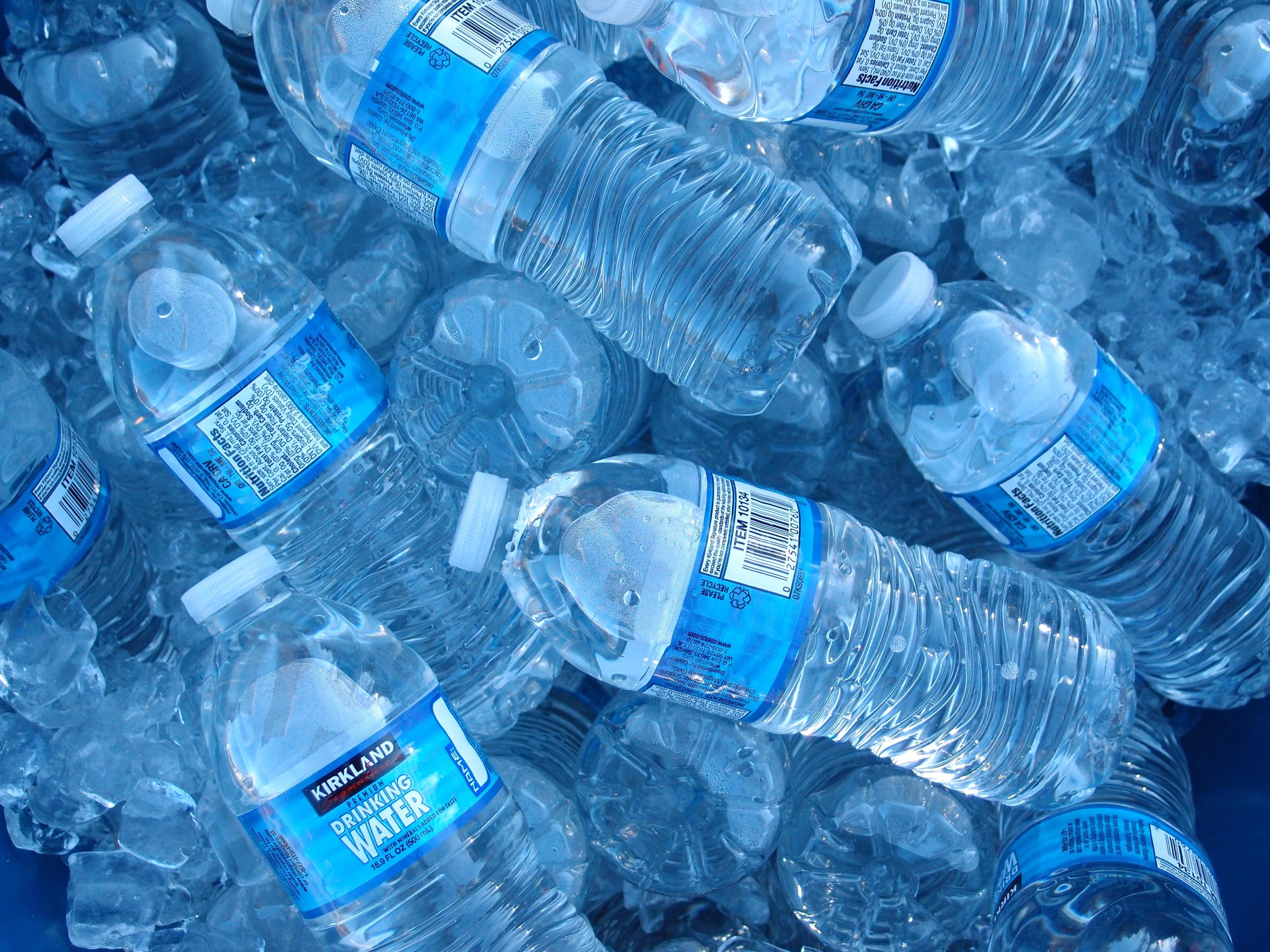 Как выбрать бутилированную воду