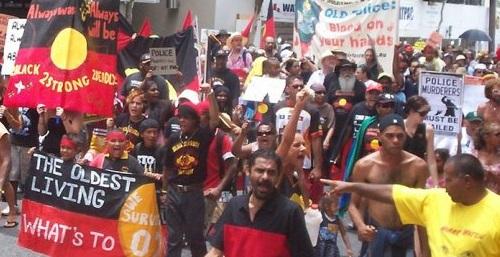 australia-day-protest