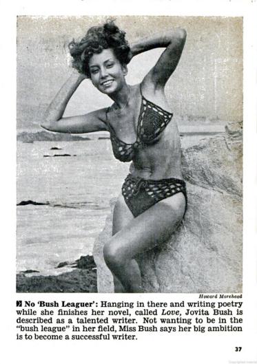 Denise austin bikini butt