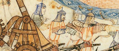 mongol-archers