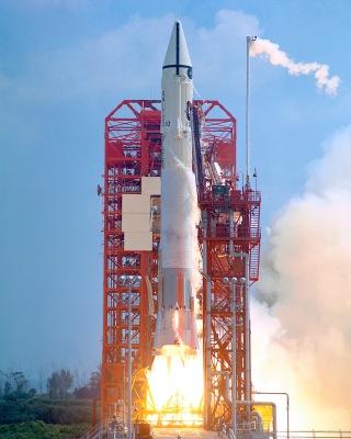 Surveyor_1_launch