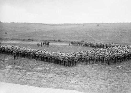 tumblr_1st Bn, Lancashire Fusiliers at Mailly Maillet before the Battle of the Somme, June 29 1916o9jaw06W2l1tmasqro1_1280