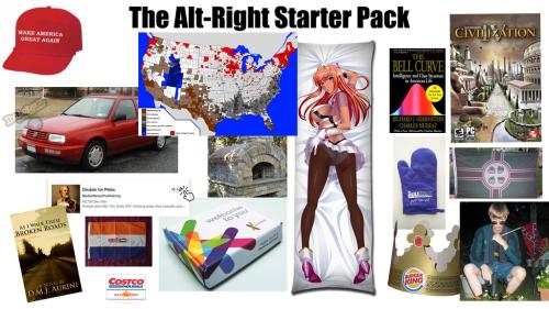 alt-right-starter-pack