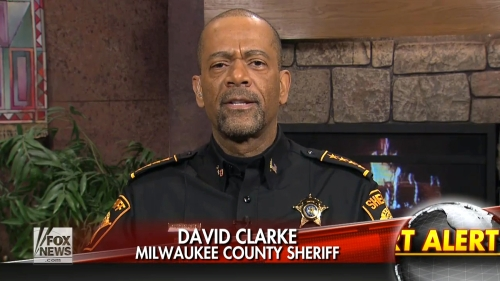 milwaukee-sheriff-David-Clarke-fox-news