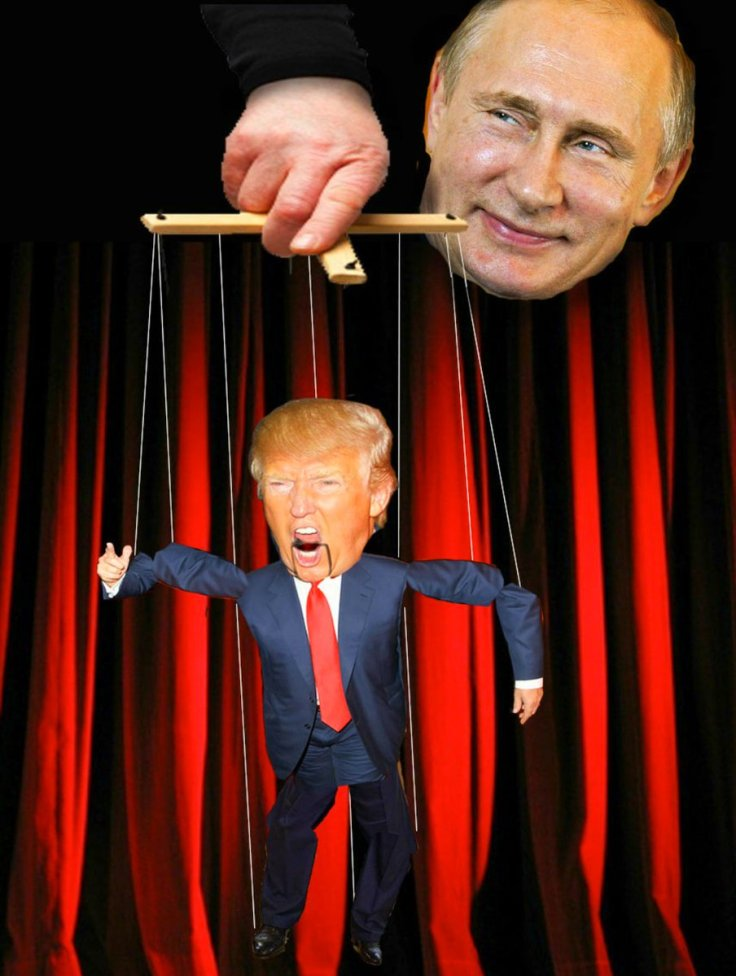 Image result for flynn russia puppet