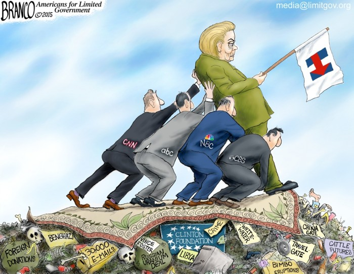 hillary clinton and the news media abagond
