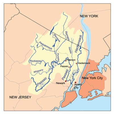 425px-passaicwatershedmap
