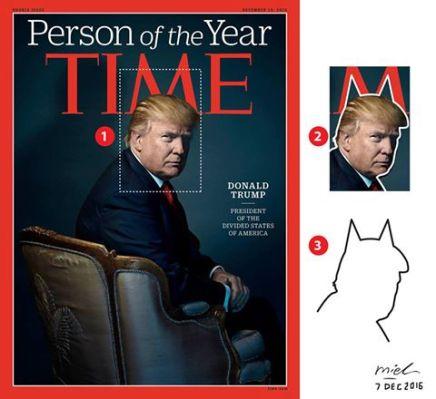 trump-horns