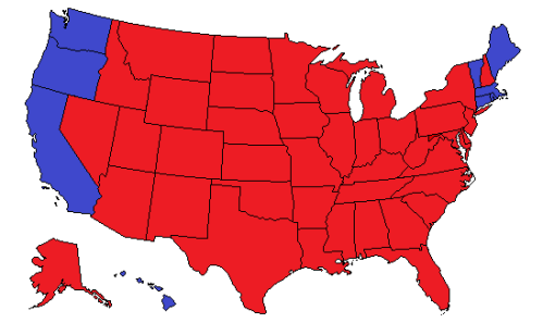 states-where-most-whites-voted-for-hillsry-clinton