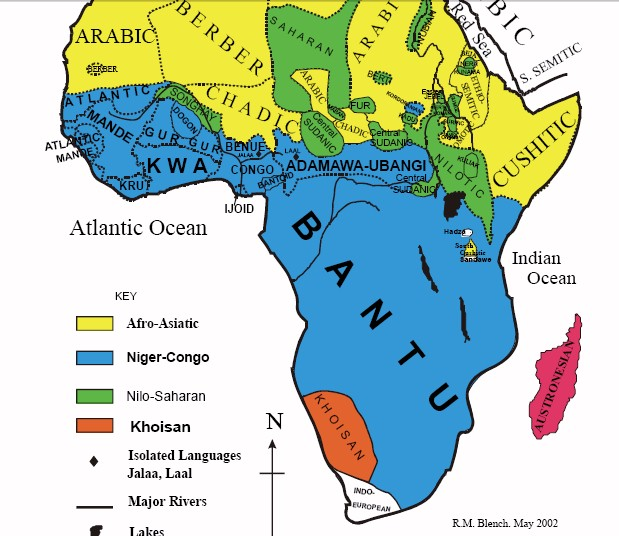 bantu expansion The bantu expansion is the name for a postulated millennia-long series of migrations of speakers of the original proto-bantu language group [1] [2] the primary.